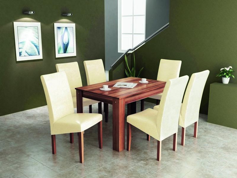 6 személyes : Berta étkező - Félix asztallal (6személyes)